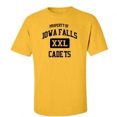 Iowa Falls High School - Iowa Falls, IA | Men's T-Shirts Start at $21.97