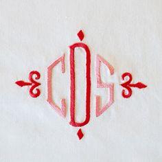 Walker Valentine Monograms