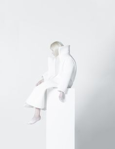 White Collection — Melitta Baumeister.  Photographer - Paul Jung
