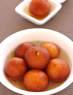 Gulab Jamun from Scratch - Easy Recipe of Indian Sweet Gulab Jamun with Khoya/ Mawa - Delicious Dessert Balls in Cardamom and Saffron Flavored Sugar Syrup - Step by Step Photo