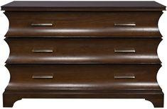 Vanguard Furniture: 9511H-NR - Pebble Hill (Three Drawer Chest)