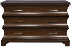 Vanguard Furniture: 9511H-NR - Pebble Hill (Three Drawer Chest)