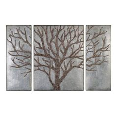 """Outstanding """"metal tree wall art decor"""" detail is available on our internet site. Take a look and you will not be sorry you did. Tree Wall Decor, Wall Decor Set, Rustic Wall Decor, Rustic Walls, Metal Wall Decor, Wall Art Sets, Rustic Artwork, Wall Decorations, Rustic Mirrors"""