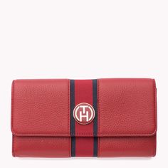 Tommy Hilfiger Bella Wallet - chilli pepper-pt (Red) - Tommy Hilfiger Wallets - main image