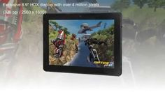 "KINDLE FIRE HDX 8.9"" AND 7 "" ""Powerful tablet"""