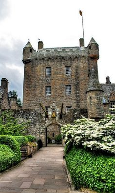 Cawdor Castle, Scotland by walla2chick on Flickr
