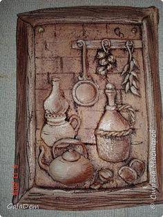 Картина панно рисунок Лепка Авторские работы и не только II Тесто соленое фото 3