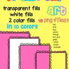 This is a zip file of 40 png frames. There are 10 colors (blue, yellow, green, purple, pink, hot pink, white, purple, lavender, and red). Each colo...