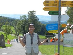 Directionally Challenged? In Switzerland, trying to decide which way to go!       Over the many years that Glenn and I have been married, we have been lost in both cities and the countryside more times than we can count and that is even when we use a GPS.  Of course, not all GPS units are geared towards taking you the shor