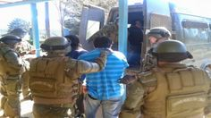 Brutal ataque a Temucuicui: Torturas, detenciones, destrucción de casas, robos y muerte de animales