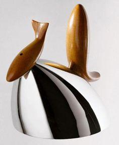 【楽天市場】【送料無料】 アレッシィ ALESSI アレッシー ケトル やかん PITO ステンレス ミラー仕上げ 【楽ギフ_包装】 90031:NUTS ALESSI galleria