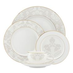 AERIN for Lenox, Arte Italica, J.L Coquet, Kosta Boda, L'Objet, Patterned, Royal Limoges, Royal Stafford, Royal Worcester & Spode, Scalamandre by Lenox, Thomas for Rosenthal, White/Ivory Dinnerware - Bloomingdale's