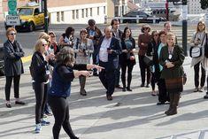 #fotograaf en #fotografie #workshop leider Melanie E. Rijkers #Artstudio23 #Breda in #SanFrancisco #SFWC #writers walk