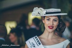 Fabulous Femme - Myer Marquee - Melbourne Spring Racing Carnival 2013