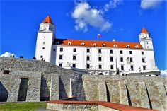 Bratislava Castle, Slovakia, Europe