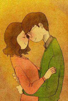 """""""Amor é"""" by Puuung"""