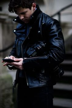 Robert Spangle Spotted at London Collection Mens Photo by Adam Katz Sinding