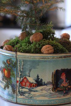 Sjarmerende jul: Kakeboks