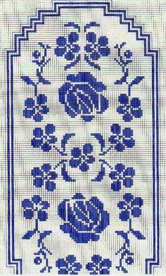 Kira scheme crochet: Scheme crochet no. 2002