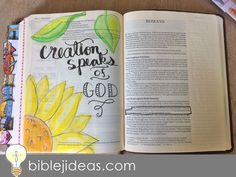 Bible Journaling: Gelato Galaxy Hey Bible J-ers! Today, my daily Bible reading took me to Romans. I just love Romans, don't you?