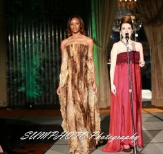 Haute Couture Italy inspired gowns made for an Italian Opera and Fashion...