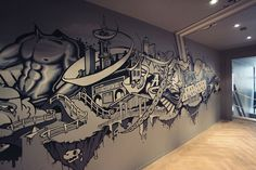 Club Havana Mural on Behance