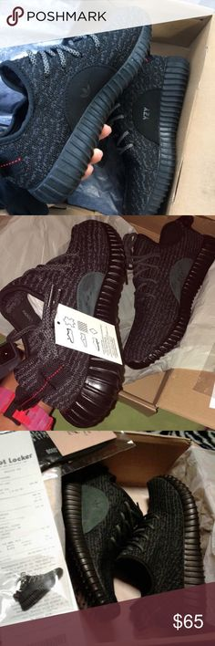 Yzy new Yeezy boost 350 pirate black runner adidas TRENDY AMIGO STORE 👟 🌎www.trendyamigostore.com🌎 •All sizes available for women/men  •Free Shipping in US (12-14 days) •All of our shoes run true on the size😌  💸 Get $10 when you subscribe to the website's newsletter and purchase with promo code: tas10 adidas Shoes Athletic Shoes