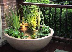 small-patio-fish-ponds.jpg (768×557)