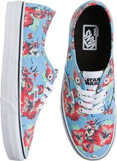 The perfect Aloha Friday shoe. http://www.swell.com/New-Arrivals-Mens/VANS-AUTHENTIC-STAR-WARS-SHOE?cs=MU