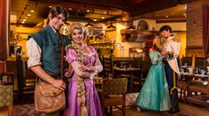 Reservations & Full Menu Now Available for Rapunzel and Little Mermaid Character Breakfast at Boardwalk - WDW News TodayWDW News Today