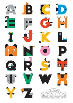 ALPHABET ZOO by CRAIG AND KARL