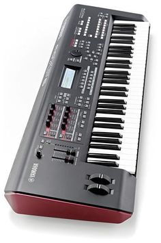 Yamaha MOXF 6 - Thomann www.thomann.de www.thomannd.de #synths #synthies #synthesizer #synthesizers #keys #studio recording #sound #electronic #music