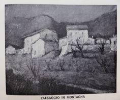 Paesaggio Di Montagna . Angelo #Santuz