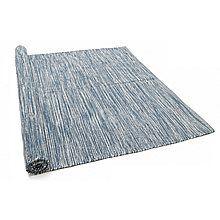 vtwonen Geweven Vloerkleed Blauw - 170 x 240 cm