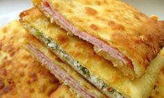 Суперидея для завтрака: сырные лепешки накефире