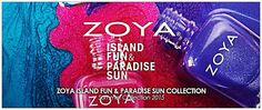 Mecapp: Zoya, Island Fun & Paradise Collection for Summer ...