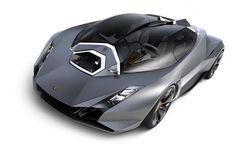 Futuristic Car, Lamborghini Perdigón Concept by Ondrej Jirec