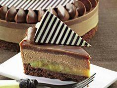 Ricetta Torta Guadeloupe banana e cioccolato