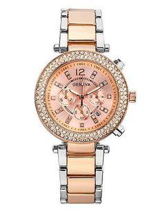 SKLIT Damenuhren Fashion Kristallband Quarz Zeitzonen Geneva Watch - http://uhr.haus/sklit-watches/sklit-damenuhren-fashion-kristallband-quarz