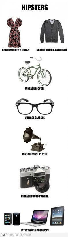 the hipster time warp...kind of