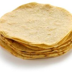 Homemade Corn Tortillas Recipe from Mamma's Recipes