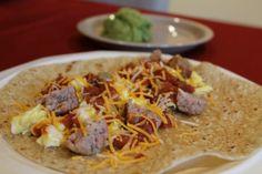 Gluten-Free Breakfast Tacos