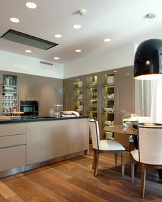 Kitchen, dining and lounge Interior Inspiration, Design Inspiration, Kitchen Dinning Room, Warm Colors, Nook, Lounge, Luxury, Table, Furniture