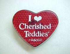 I ♥ Cherished Teddies!