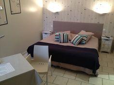 """chambre """"Marine"""" HOTEL LX, Tout-y-faut, 17330 Vergné"""