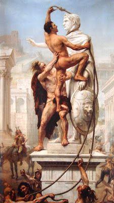 Caída de Roma. Sylvestre
