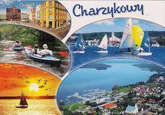 Pocztówkowe podróże po Polsce: CHARZYKOWY