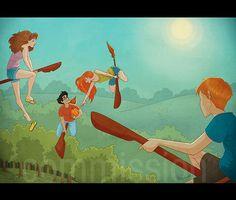Summer Quidditch