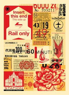 Shepard Fairey Station to Station Large Format Posters Release Details