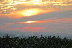 Delta , Colorado sunset—Monday, July 21, 2014   Life on a Colorado Farm
